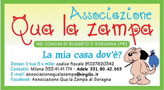 Associazione Quà La Zampa